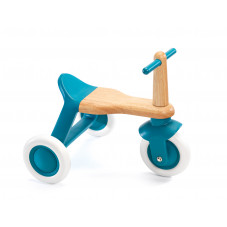 Porteur Tricycle Blue Roll It