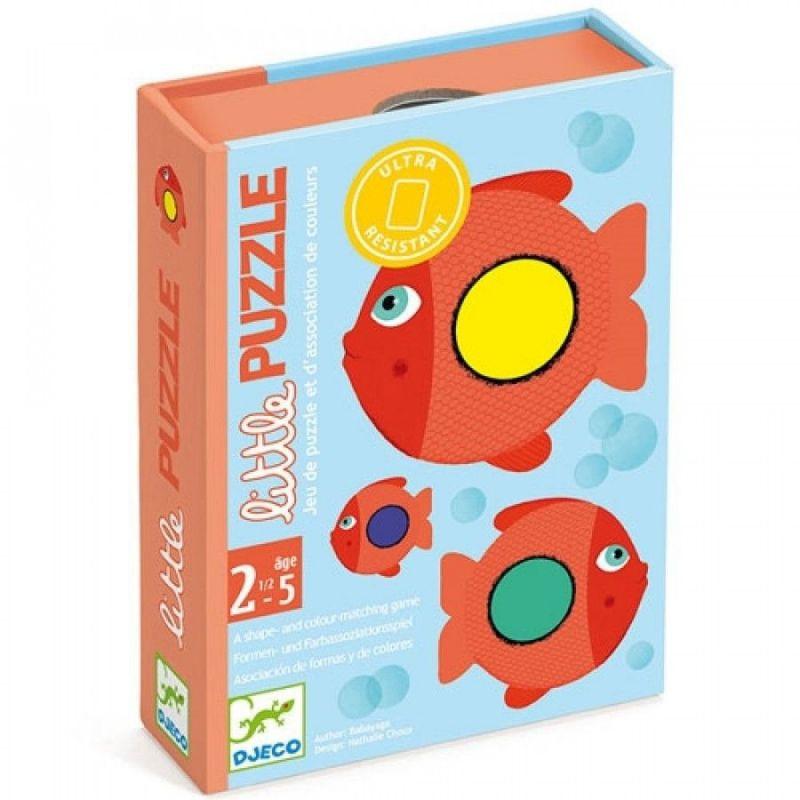 jeu de cartes little puzzle