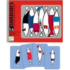 les sardines djeco