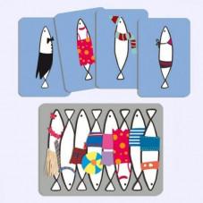 jeu de cartes les sardines