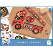 jeu de construction véhicules
