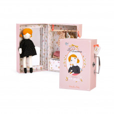 Valise petite penderie Moulin Roty