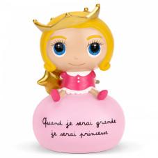 tirelire princesse