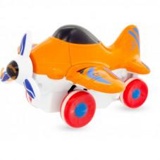 avion à friction orange