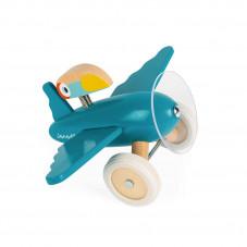 avion en bois janod