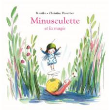 livre minusculette et la magie