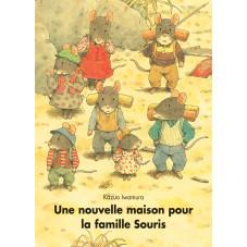livre famille souris