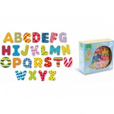 Magnets Alphabet Majuscules