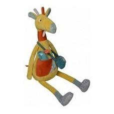 Peluche D'Activités Girafe