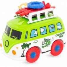 Mini Bus Vert
