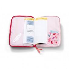 Protège carnet de santé lilliputiens