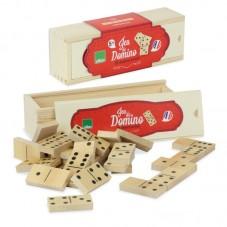 Jeu de dominos bois vilac made in france