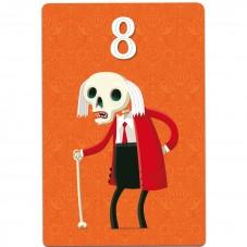 Jeu de cartes squelettos djeco