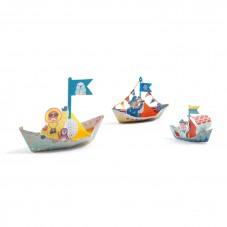 Origami bateau djeco