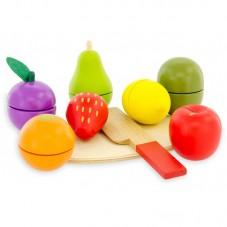 Fruits à découper bois +18 mois