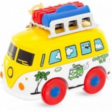 Mini-Bus Jaune