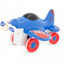 Avion Hélice Bleu