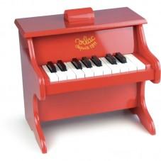 Piano rouge vilac