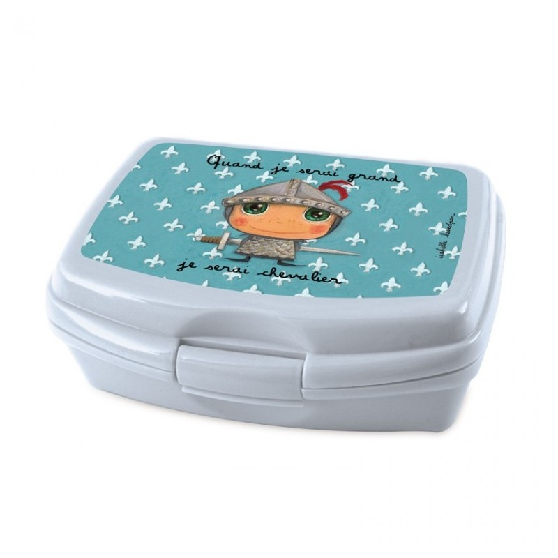 lunch box chevalier
