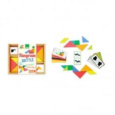 Casse-tête tangram bois vilac
