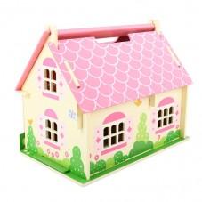 Maison de poupées et accessoires