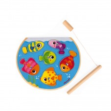 Puzzle speedy fish janod