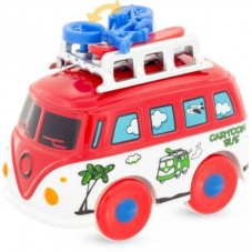 Mini Bus Rouge