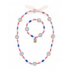 collier et bracelet Malene Souza