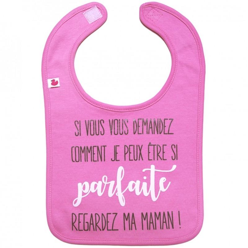 Bavoir si parfaite - BB CO - Repas bébé - Polipetitpois d74fee7d82f