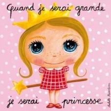 Cadre Princesse New