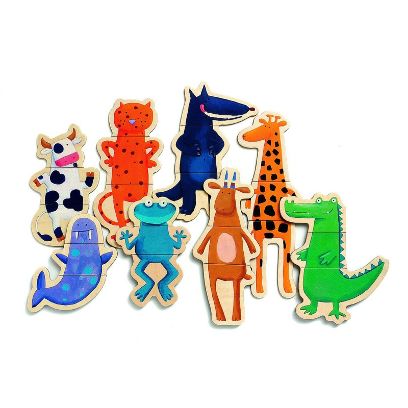 Magnet animaux