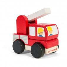 Camion de pompier empilable