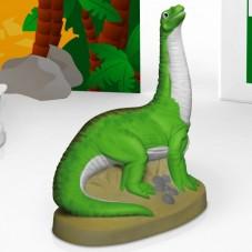 Mako moulage dinosaure