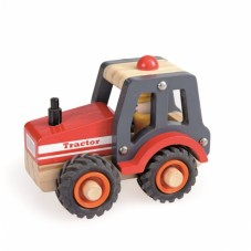 Tracteur bois egmont toys
