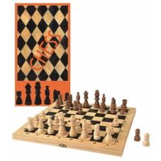 Jeu d'échecs bois