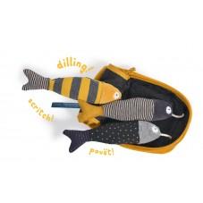 Boîte à sardines les moustaches