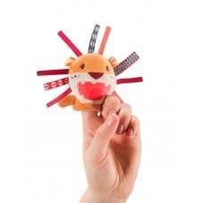 marionnette lion lilliputiens