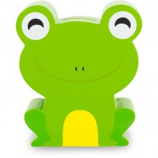 Tirelire grenouille
