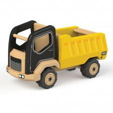 camion benne bois