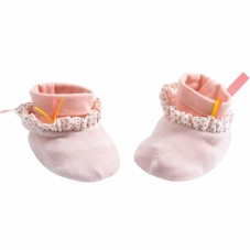 chaussons rose moulin roty