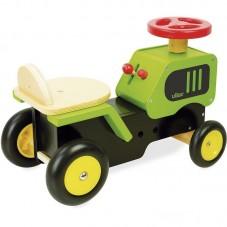 Porteur tracteur bois