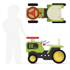 Porteur tracteur 1 an
