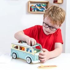 combi bois toy van