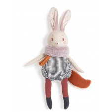 Grand lapin Plume Moulin Roty