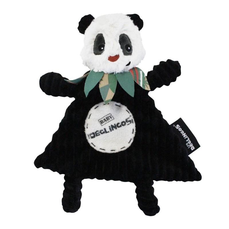 Doudou panda les déglingos