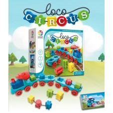 Loco Circus jeu de défis