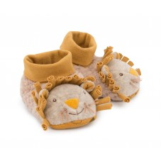 Chaussons lion Moulin Roty