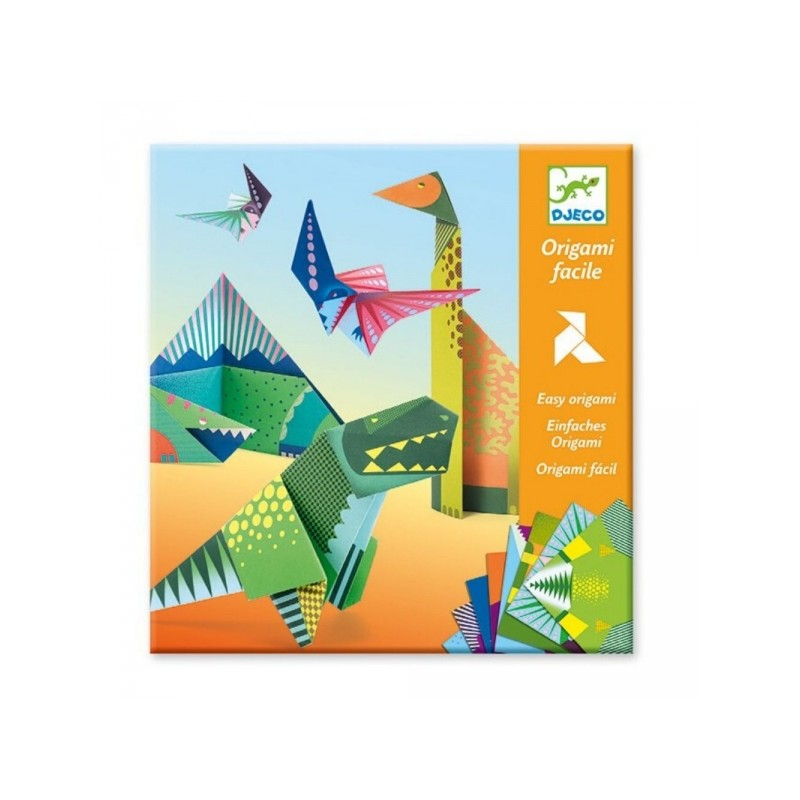 Origami Dinosaures Djeco
