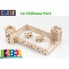 Château fort à construire Cloze