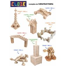 Exemple de construction bois